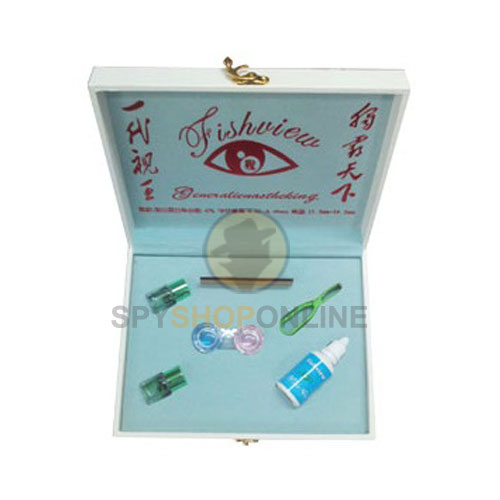 High Quality Spy UV Contact Lenses for Invisible Marked Playing Cards (A+ Grade)
